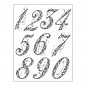 Mobile Preview: Clear Stamps 14 x 18 cm -Jubiläumszahlen-