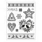 Preview: Clear Stamps 14 x 18 cm -Weihnachtsmotive II-