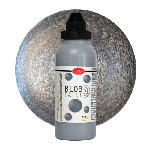 Blob Paint 280 ml - Stahl Metallic -