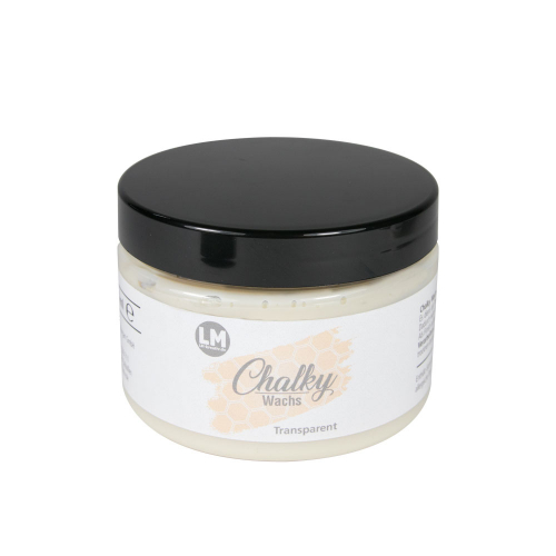 LM Chalky Wachs 150ml -Transparent-
