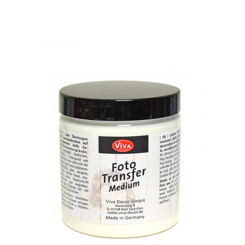 Foto Transfer Medium 250 ml -Transparent-