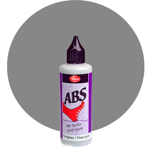 ABS for Socks and more 82ml -Perlgrau-