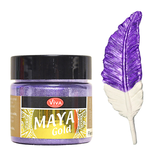 Maya Gold 45ml -Flieder-
