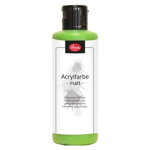 Acrylfarbe 82ml -Maigrün-