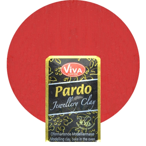 Pardo Jewellery Clay 56g -Rubin-