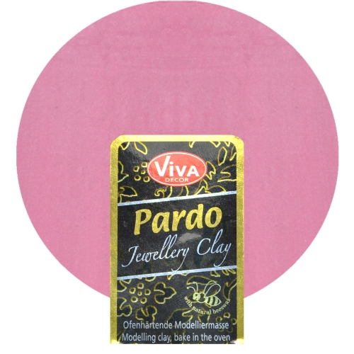 Pardo Jewellery Clay 56g -Turmalin Rose-
