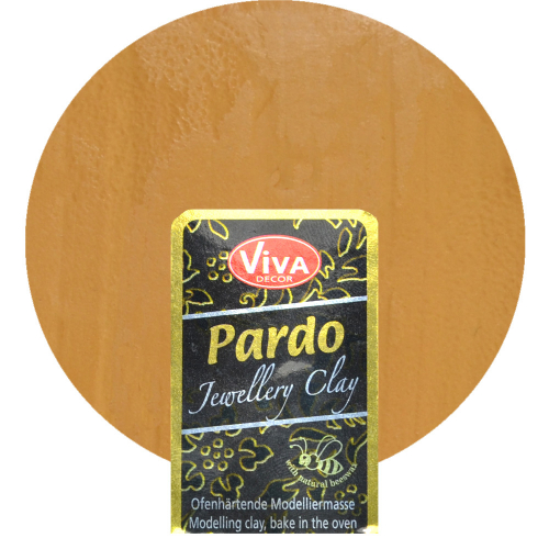 Pardo Jewellery Clay 56g -Gold-