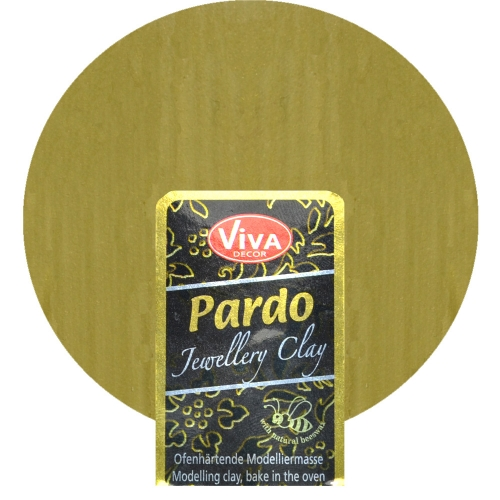 Pardo Jewellery Clay 56g -Altgold-