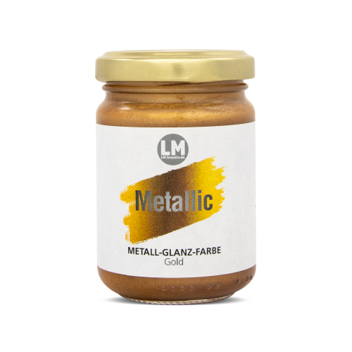Metallic 125ml -Gold-