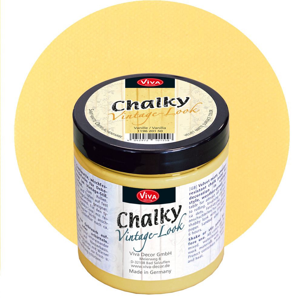 Chalky Vintage Look 250ml -Vanille-