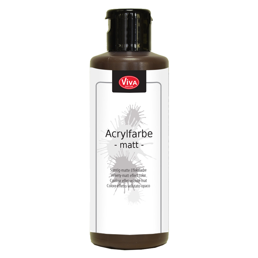 Acrylfarbe 82ml -Umbra-